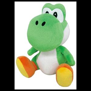 Peluche nintendo: Yoshi Verde 17cm