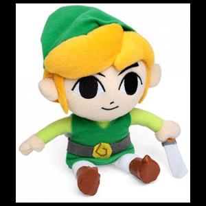 Peluche Nintendo: Link 20cm