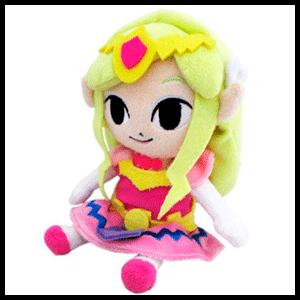 Peluche Nintendo: Zelda 20cm