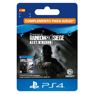 Tom Clancy's Rainbow Six Siege Year 4 Pass PS4