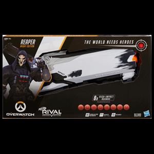 Pistola Nerf Rivals Overwatch: Reaper