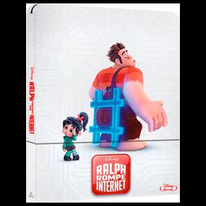 Ralph Rompe Internet Steelbook