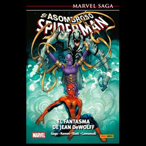 Marvel SAGA. El Asombroso Spiderman nº 33