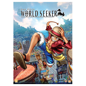 One Piece World Seeker - Póster