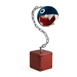 Lámpara Super Mario Chain Chomp