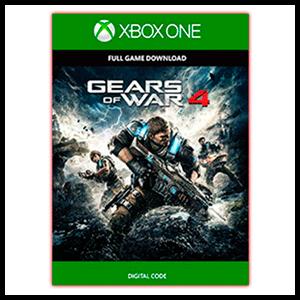 Token Gears of War 4