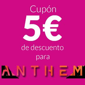 5€ Dto. Anthem