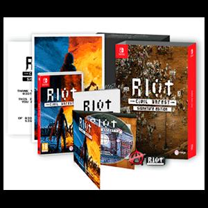 Riot Civil Unrest - Signature Edition