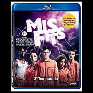 Misfits - Temporada 3