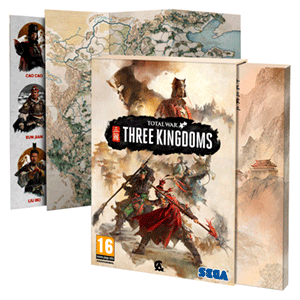 TOTAL WAR Three Kingdoms - Limited Edition