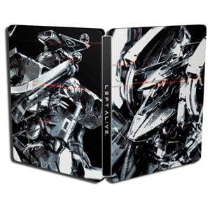 Left Alive - Caja metálica