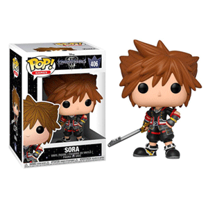 Figura Pop Kingdom Hearts 3: Sora