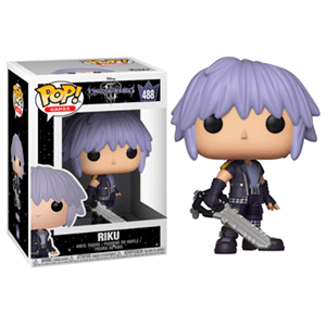 Figura Pop Kingdom Hearts 3: Riku