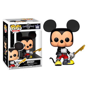 Figura Pop Kingdom Hearts 3: Mickey