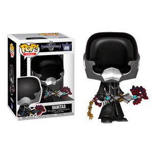 Figura Pop Kingdom Hearts 3: Vanitas