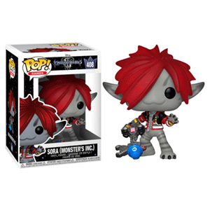 Figura Pop Kingdom Hearts 3: Sora Monstruos SA