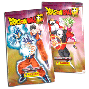 Sobre Trading Cards Dragon Ball Super