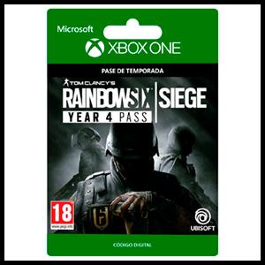 Tom Clancy's Rainbow Six Siege Year 4 Pass XONE
