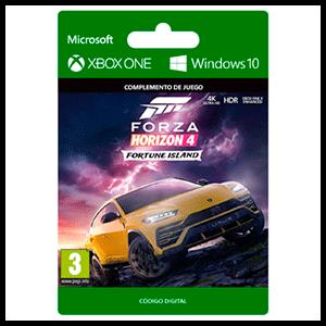 Forza Horizon 4 Fortune Island XONE