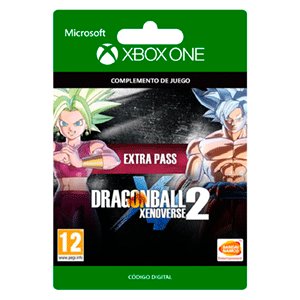 Dragon Ball Xenoverse 2 Extra Pass XONE