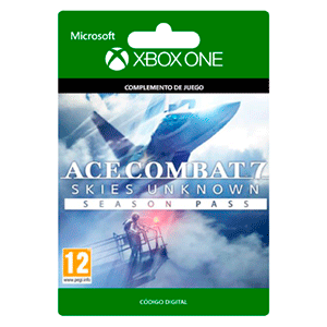 Ace Combat 7 Skies Unknown Season Pass XONE