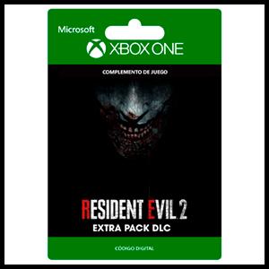 Resident Evil 2 Extra DLC Pack XONE