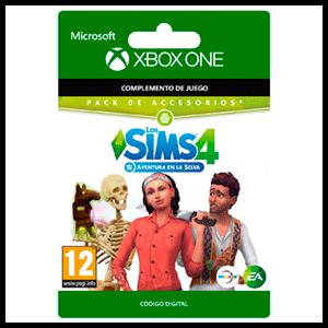 The Sims 4: Aventura en la Selva XONE
