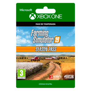 Farming Simulator 19 Season Pass XONE