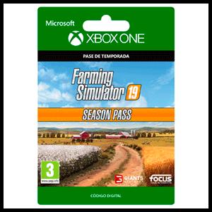Farming Simulator 19 Season Pass XONE