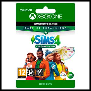 The Sims 4: Y las Cuatro Estaciones XONE