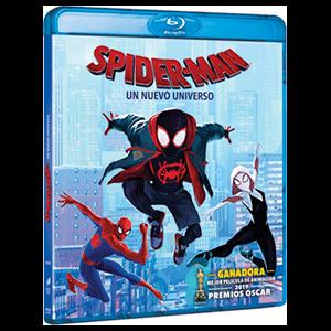 Spider-Man Un Nuevo Universo