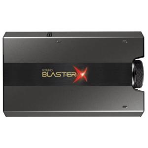 Creative Sound BlasterX G6 USB - Tarjeta de sonido externa