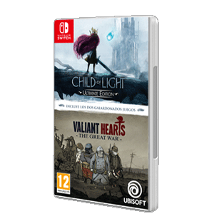 Pack Child Of Light Ultimate Edition + Valiant Hearts