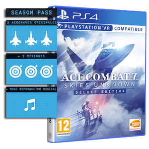 Ace Combat 7: Skies Unknown: Deluxe Edition