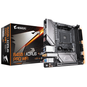 GIGABYTE B450 I AORUS PRO WiFi - Placa Base Mini ITX AM4