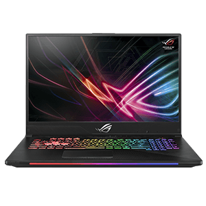 ASUS ROG STRIX GL704GW-EV042T - i7-8750H - RTX 2070 8GB - 16GB - 1TB SDD - 17,3'' FHD 144Hz - W10 - Portátil Gaming