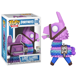Figura Pop Fortnite S3: Loot Llama