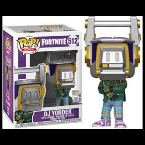 Figura Pop Fornite S3: DJ Yonder