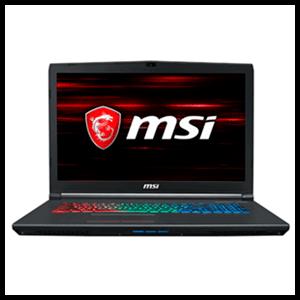 """MSI GF72 8RE-047ES - i7-8750H - GTX 1060 6GB - 16GB - 1TB HDD + 256GB SSD - 17,3"""" FHD - W10 - Portátil Gaming - Reacondicionado"""