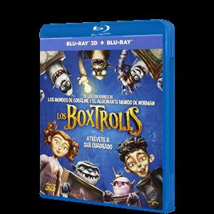 Boxtrolls 3D + 2D