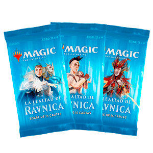 Sobre Magic the Gathering: La Lealtad de Ravnica