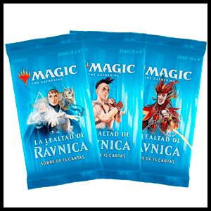 Sobre Magic the Gathering: La Lealtad de Ravnica