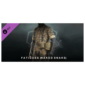 Metal Gear Solid V: The Phantom Pain - Fatigues (Naked Snake)