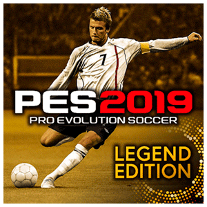 Pro Evolution Soccer 2019: Legendary Edition
