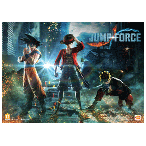 Póster Jump Force