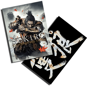 Sekiro Shadows Die Twice - Póster