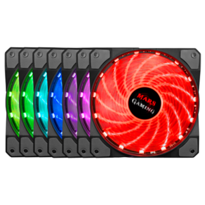 Mars Gaming MFRGB - Ventilador 120mm