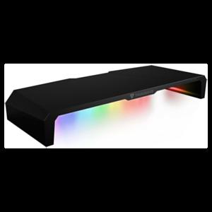 THUNDERX3 AS5HEX - Soporte Stand Monitor RGB Con HUB USB