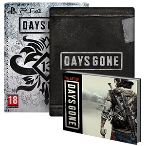 Days Gone Edición Especial