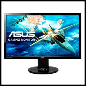 """ASUS VG248QZ 24"""" FHD 144Hz Con altavoces - Monitor Gaming - Reacondicionado"""